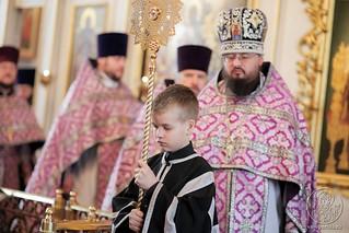 Литургия в Покровском соборе 180