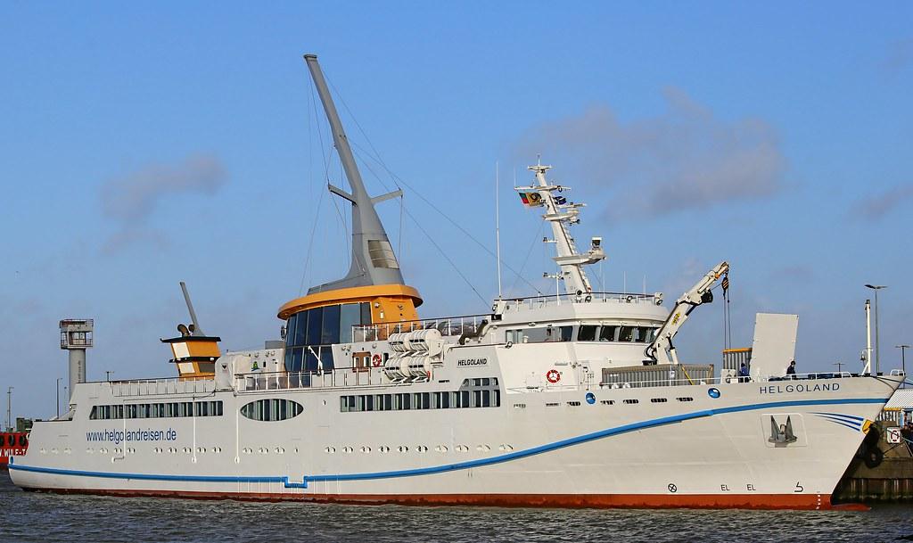 Fähre Cuxhaven