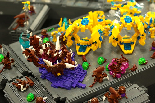 LEGO Starcraft | by Si-MOCs