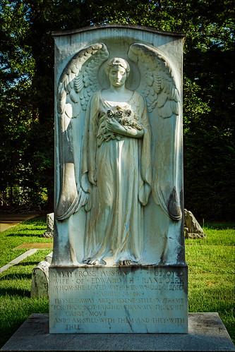 roses monument cemetery grave graveyard angel austin us memorial texas unitedstates tombstone marshall gravestone burialground randolph maryrose scottsville