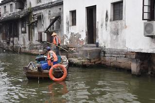 Along the canal - Suzhou, China by stevelamb007
