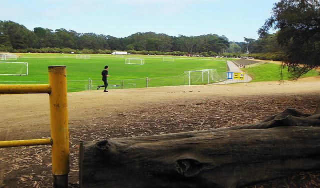 The Polo Fields, Golden Gate Park, San Francisco (2014)
