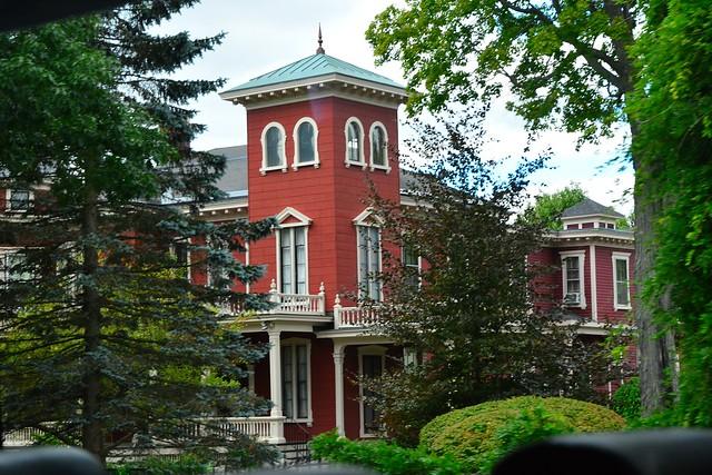 Stephen King's house, Bangor, Maine