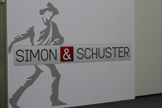 Simon & Schuster - Frankfurt Buchmesse 2014