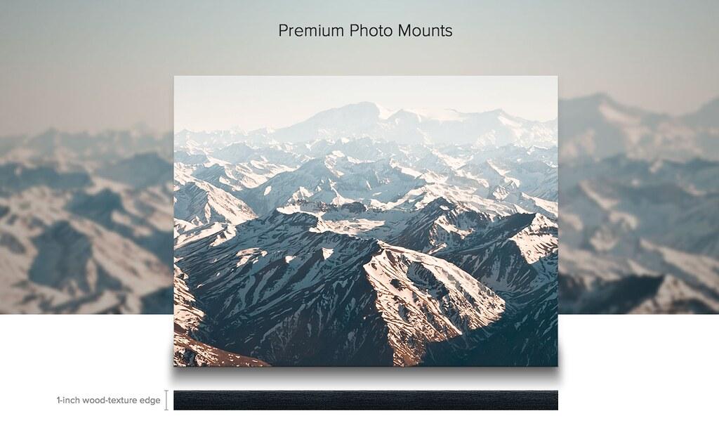 Premium Wood Mount