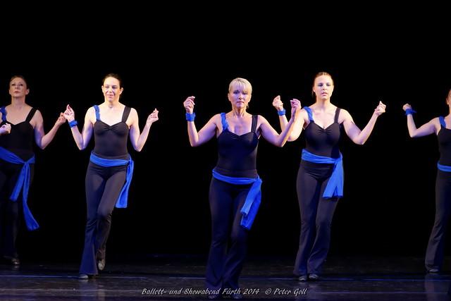 Ballett und Showabend, Stadthalle Fürth 058