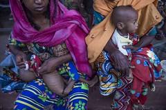Niños refugiados de RCA en Camerún