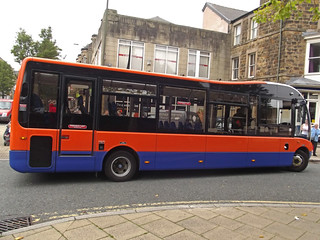 High Peak Bus - Spring Gardens - Buxton | by ell brown