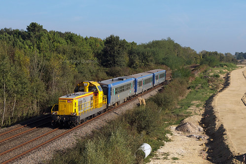 02 Octobre 2014 BB 69283 Train 511833 St Mariens-St-Yzan -> Bordeaux Marsas (33) | by Anthony Querleau