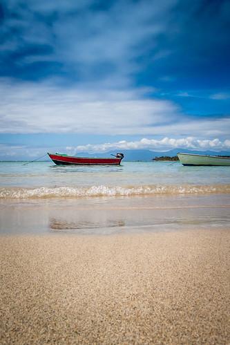 antillesfrançaises bateau beach boat borddemer departementsdoutremer europe fr fra france guadeloupe landscape paysage paysagemarin plage rivage sainteanne seascape seashore seaside westindies