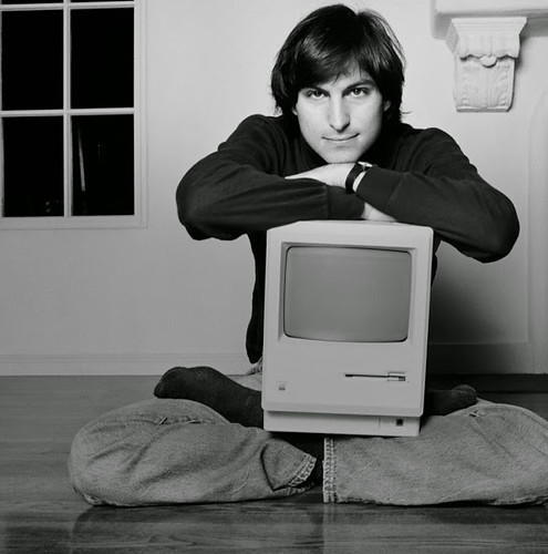 Steve Jobs - Young