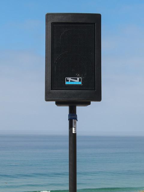 Speaker of the seas