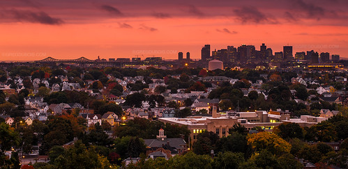 lighting city morning trees houses light urban usa mountain boston skyline clouds sunrise canon october warm cityscape purple unitedstates cloudy newengland neighborhood fallfoliage telephoto orangesky suburbs suburb overlook lowclouds neighborhoods cityskyline malden falltrees bostonskyline tobinbridge downtownboston mountainvista bostonmassachusetts maldenhighschool bostonsunrise bostonfall bostonsuburbs urbanvista canon6d maldenmassachusetts cityoverlook downtownbostonskyline financialdistrictboston gregdubois gregduboisphotography waittsmountain waittsmountainmaldenma maldenneighborhoods maldenbostonsuburb waittsmountainmassachusetts