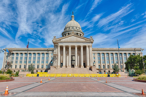Oklahoma State Capitol (HDR)