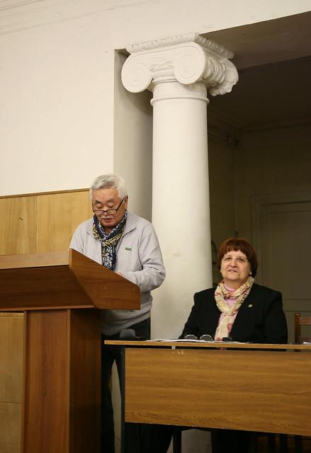 Апр 3 2015 - 18:38 - Южнокорейская литература в Москве