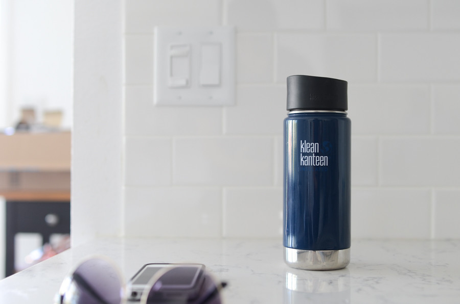 On Kitchen CounterFlickr Bottle Klean Kanteen White Mug TFJuK1l3c