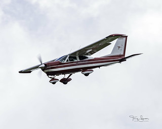 N30033 1968 Cessna 177 Cardinal C/N 17701036