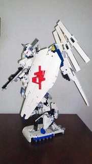 LEGO Gundam Nu-Bael ASW-G-01-93 1/60 | by demon1408