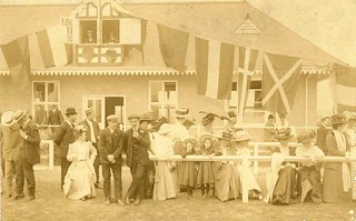 Norwood Sports Ground c.1909 ( archive ref PO-1-14-193)   by East Riding Archives
