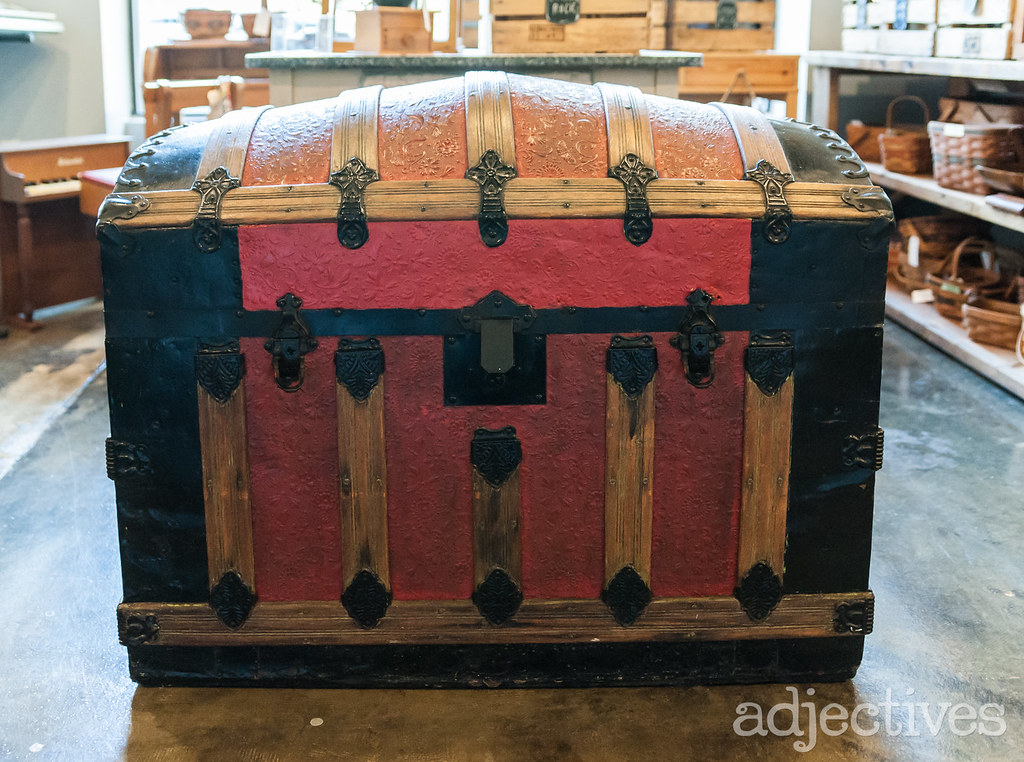 Adjectives Featured Find in Altamonte by Potbelly Antiques