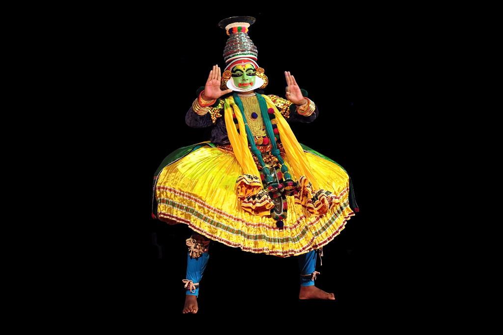 India - Kerala - Fort Kochi - Kathakali Dancer - 37   Flickr