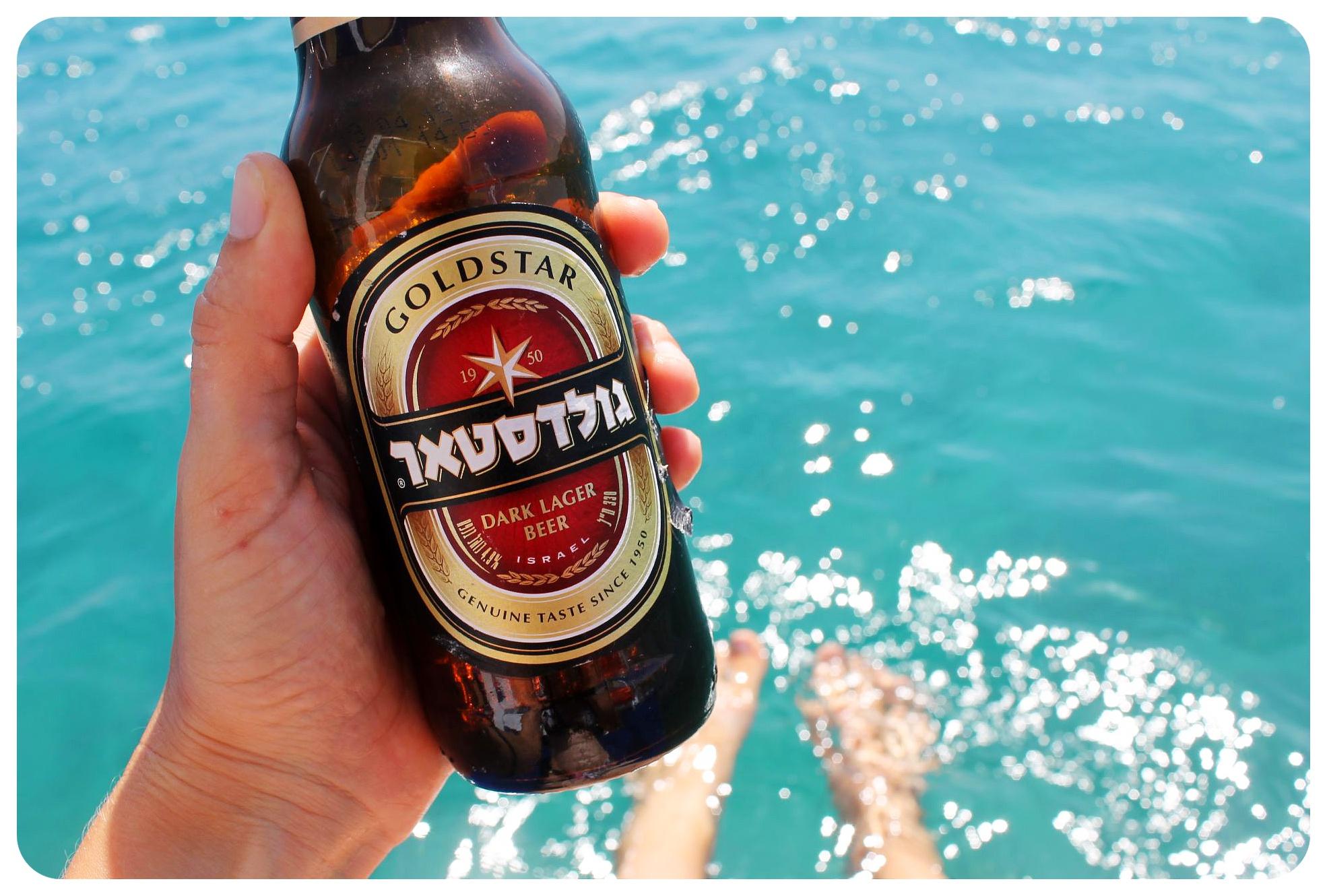 gold star israeli beer