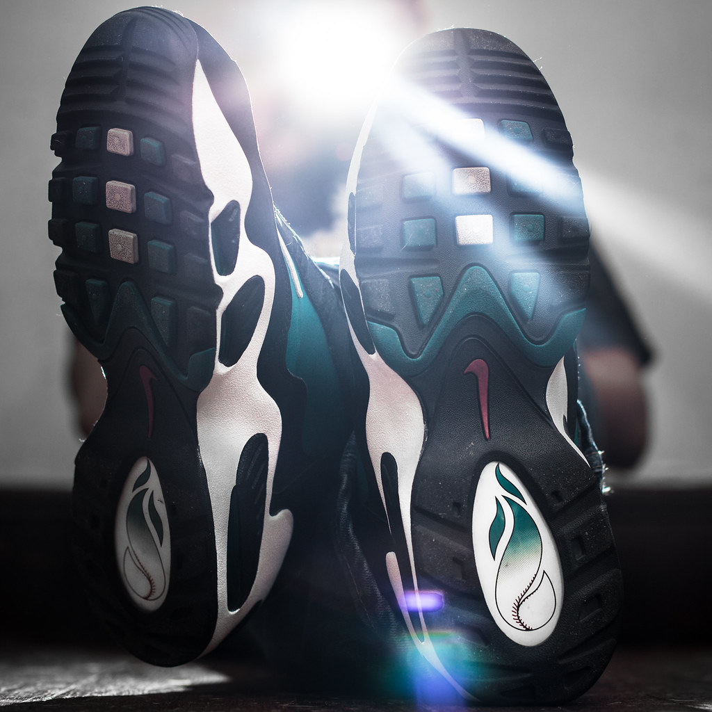best sneakers 16384 ad749 ... Nike Air Griffey Max 1