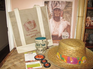 Trader Sam's Mahaloween merchandise | by The Tiki Chick