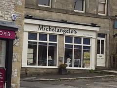 Michaelangelo's - 1 Market Place - Terrace Road, Buxton
