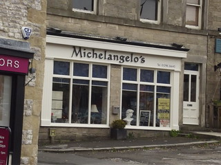 Michaelangelo's - 1 Market Place - Terrace Road, Buxton | by ell brown