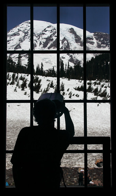 Viewing Rainier