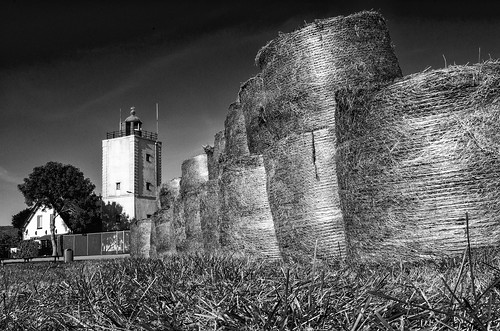 Hay Bales Lighthouse