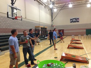 Pictures from the 2014 OLPH Bags Tourney
