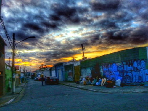 city sunset red urban sun amazing awesome hdr