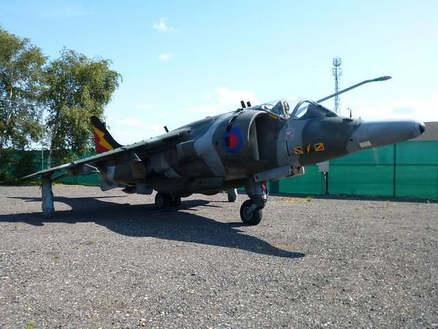 Sea Harrier GR3