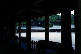橿原神宮/Kashihara-jingū   by hiro_take