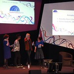 Challenge Anneka and Adele Roberts on stage #radfest2014 http://go.rt.vg/1wy5y31