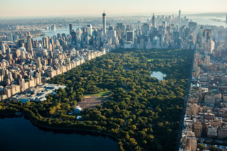 Global Citizen Festival Central Park New York City from NYonAir | by Anthony Quintano