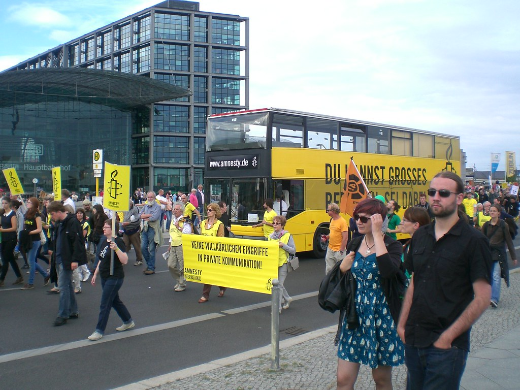 Amnesty International Berlin