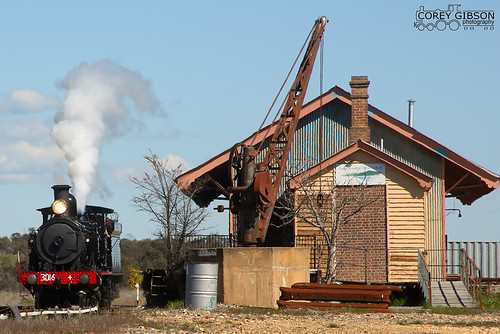 3016 - Australian Railway Historical Society (ACT) – Steam to Bungendore | by Australian Trains