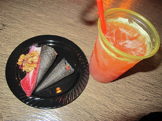 Lettuce wrap, tuna cone and zombie punch | by The Tiki Chick