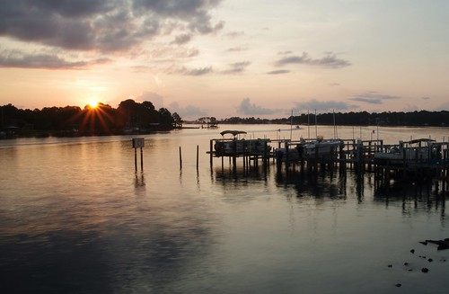 sunrise boats dock bayou boatdock