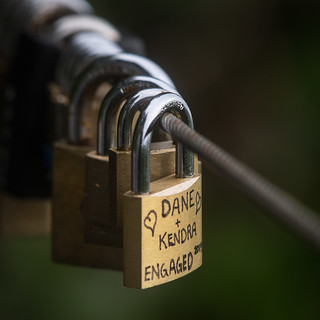 Love Locks   by Ingrid Valda Taylar