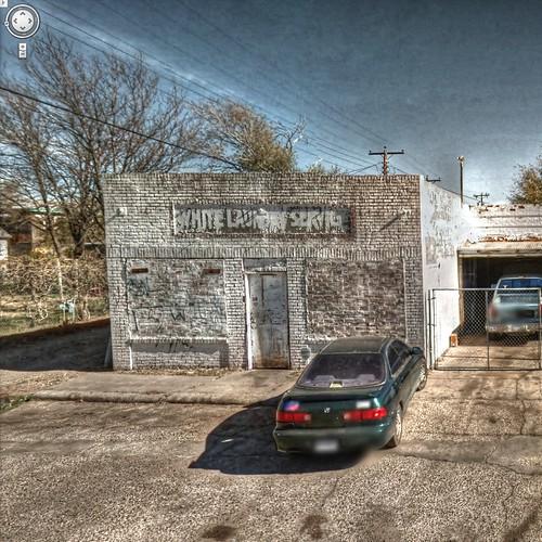 street city urban trek google texas view tx amarillo hdr panhandle streetview panamerican whitebrick oldbrick photomatix gsv texaspanhandle googlestreetview whitelaundryservice
