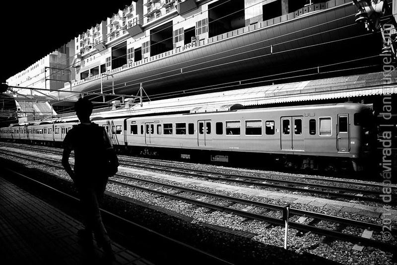Train Kyoto - Osaka