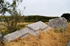 Roman quarry at Karagöl (Teos), Turkey (2)