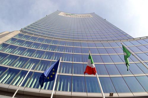 Milano - Palazzo della Regione Lombardia
