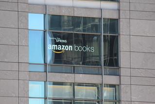 Amazon Books | by shinya