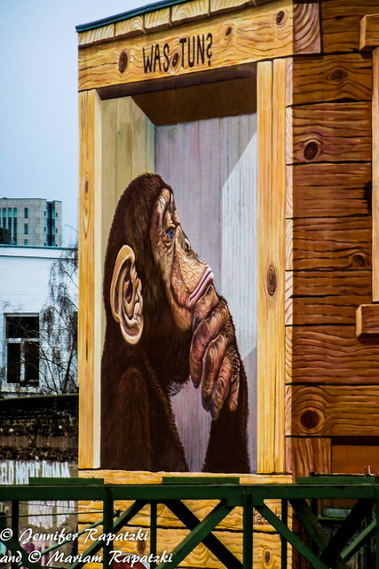 House paint Monkey