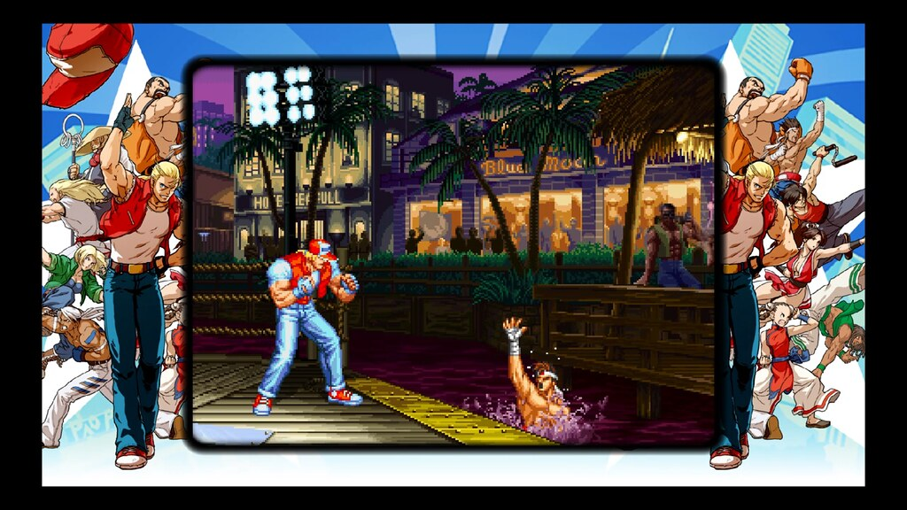 Fatal Fury: Battle Archives Vol.2 - The untold stories ...